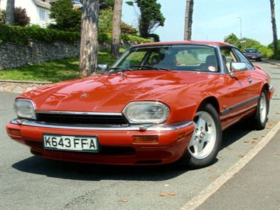 Lot 90 - 1993 Jaguar XJS 4.0