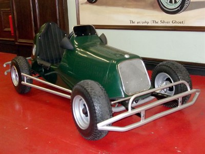 Lot 7 - ERA Child's Car