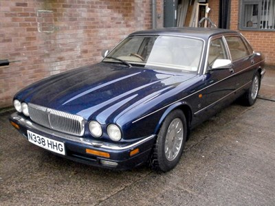 Lot 56 - 1996 Daimler Century Six