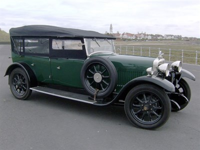 Lot 15 - 1927 Sunbeam 16.9 Tourer