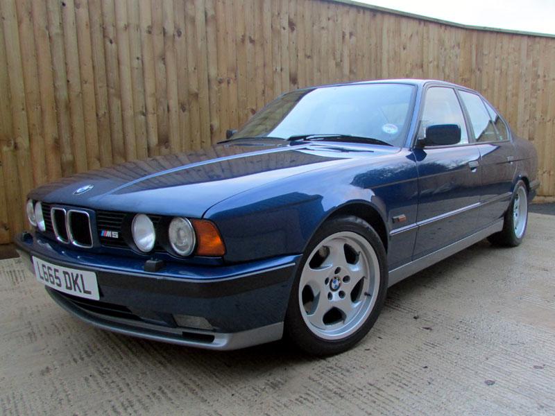 Lot 45 - 1993 BMW M5