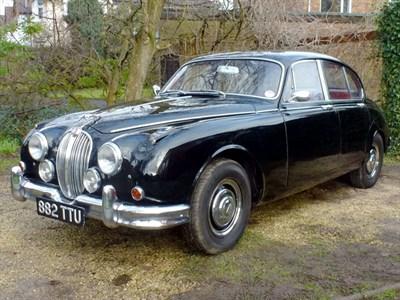 Lot 83 - 1961 Jaguar MK II 3.8 Litre