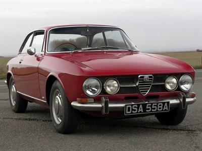 Lot 62-1963 Alfa Romeo Giulia Sprint GT