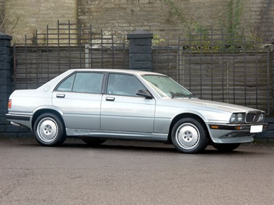 Lot 67 - 1991 Maserati 430