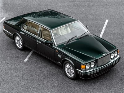 Lot 77 - 1998 Bentley Brooklands R Mulliner