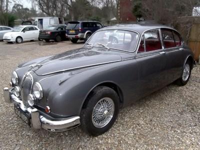 Lot 71 - 1961 Jaguar MK II 3.8 Litre