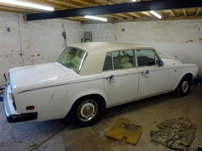 Lot 91 - 1977 Rolls-Royce Silver Shadow II