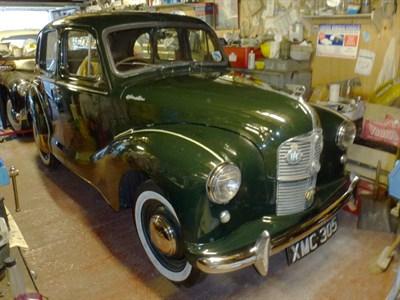 Lot 55 - 1951 Austin A40 Devon