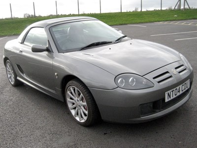 Lot 89 - 2004 MG TF 135