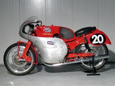 Lot 44 - 1955 NSU Sportmax