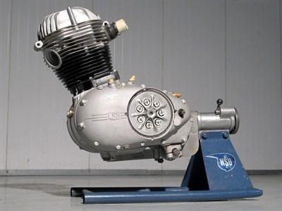Lot 15 - 1955 NSU Sportmax Engine