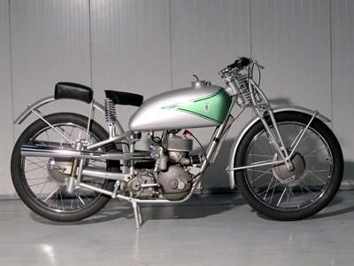 Lot 34 - 1938 DKW SS 250 'Split Single'