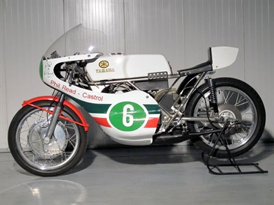 Lot 36 - 1971 Yamaha TD2
