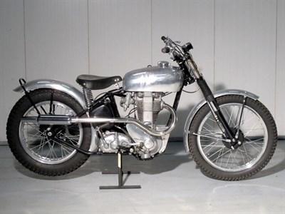 Lot 29 - 1947 BSA XB31 Trials Works