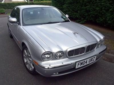 Lot 52-2004 Jaguar XJ6 3.0 V6 SE
