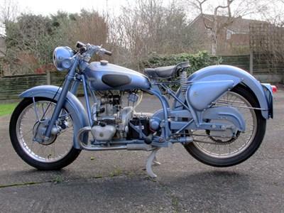 Lot 23 - 1949 Douglas MK4