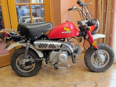 Lot 16 - 1998 Easy Rider M50