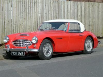 Lot 27 - 1960 Austin-Healey 3000 MKI
