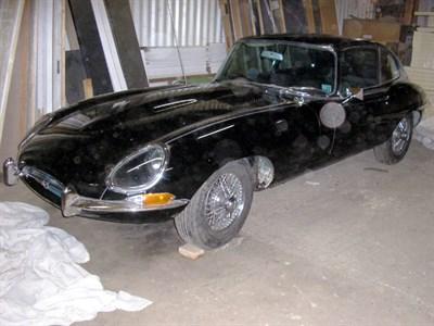 Lot 24 - 1966 Jaguar E-Type 4.2 2+2