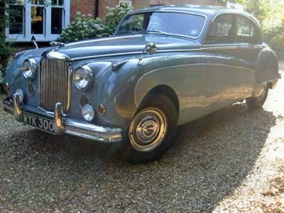 Lot 52 - 1959 Jaguar MK IX