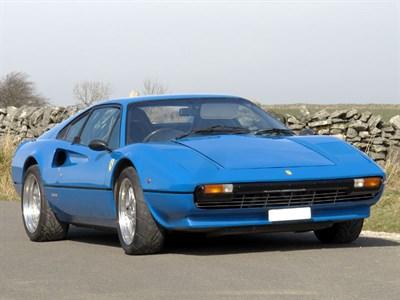 Lot 22 - 1976 Ferrari 308 GTB 'Vetroresina'