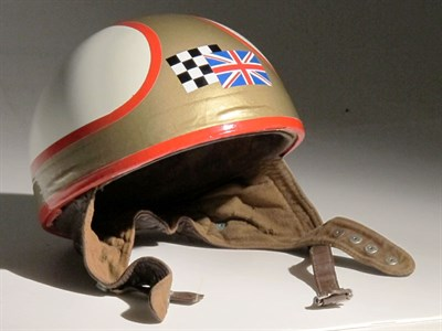 Lot 3-1960's Everoak Helmet