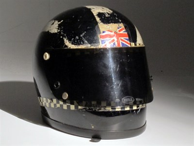 Lot 11-Phil Read Bell Helmet