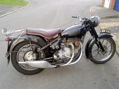 Lot 19 - 1950 Sunbeam S8