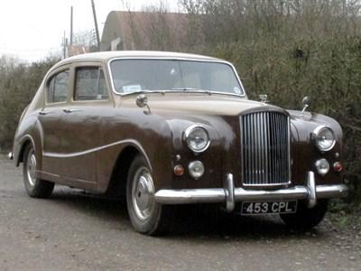 Lot 36 - 1957 Austin Princess 4 Litre MKIV Saloon
