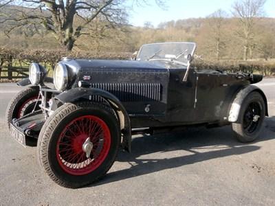 Lot 45 - 1935 Riley 12/4 Special
