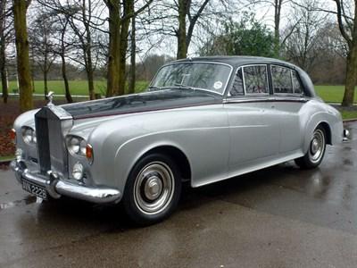Lot 75 - 1964 Rolls-Royce Silver Cloud III
