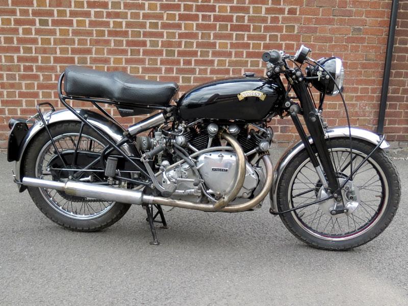 Lot 51-1951 Vincent Rapide