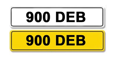 Lot 2-Registration Number 900 DEB