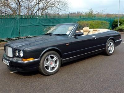 Lot 89 - 1998 Bentley Azure