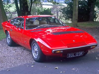 Lot 47 - 1977 Maserati Khamsin