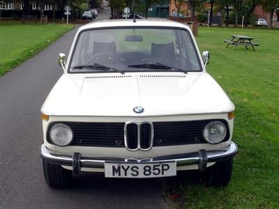 Lot 83 - 1975 BMW 2002 Tii