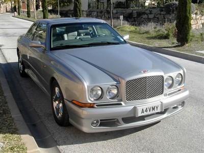 Lot 55 - 1999 Bentley Continental SC Sedanca