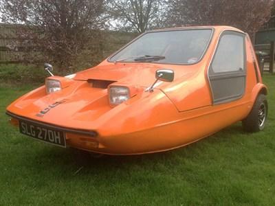 Lot 71 - 1970 Bond Bug 700ES