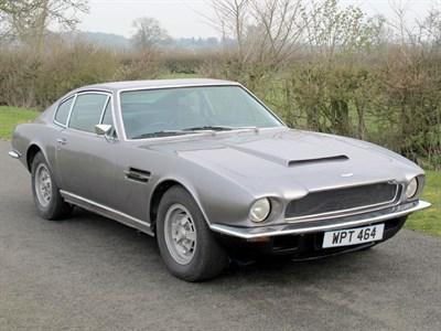 Lot 49 - 1973 Aston Martin V8