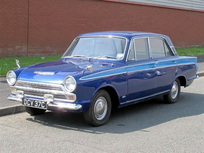 Lot 71 - 1965 Ford Cortina Super