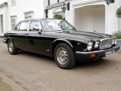 Lot 7-1983 Jaguar XJ6 4.2