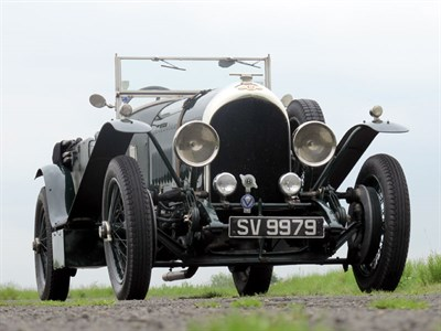 Lot 71-1925 Bentley 3/4.5 Litre Tourer