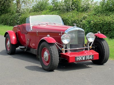 Lot 51-1952 Bentley MK VI 4.5 Litre Special