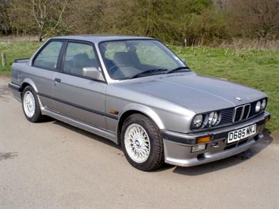Lot 15-1986 BMW 325i Sport