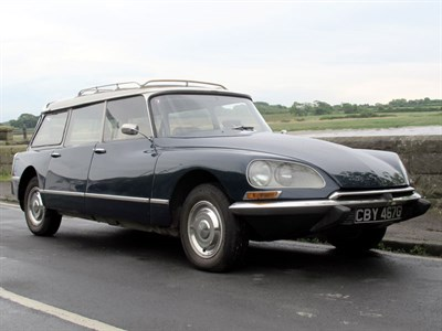 Lot 45-1969 Citroen ID21 Safari