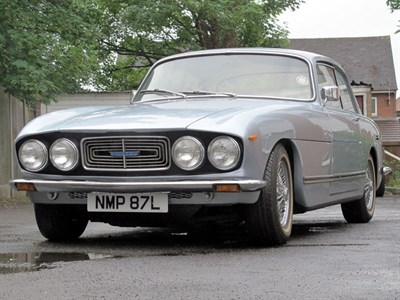 Lot 38-1972 Bristol 411 Series 3