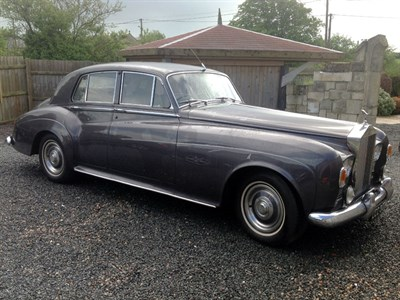 Lot 68-1965 Rolls-Royce Silver Cloud III