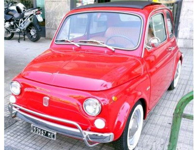 Lot 9-1972 Fiat 500 L