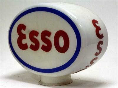 Lot 39-An Esso Glass Petrol Pump Globe*