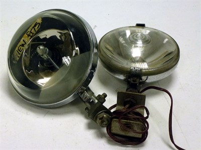 Lot 80 - Two Lamps